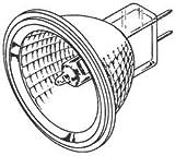 Lamp (12V, 50W) LMP018