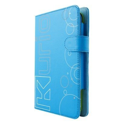 DOPO Kurio 7S Folio Case with Stand Blue