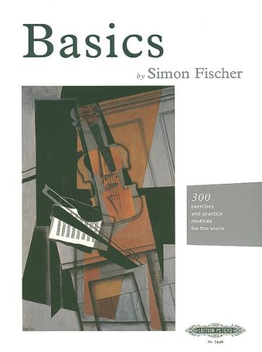 basics-300-exercises-and-practice-routines-for-the-violin-by-simon-fischer
