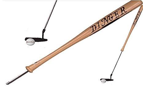 Amazon.com: Dinger de bate de béisbol Putter DB01: Sports ...