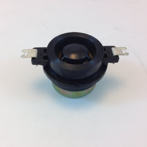 "CES 1"" Mitsubishi Tweeter (Over All Dimension 1-1/8' with and 3/4"" Depth) Round Replacement Tweeter 3.2 OHM"