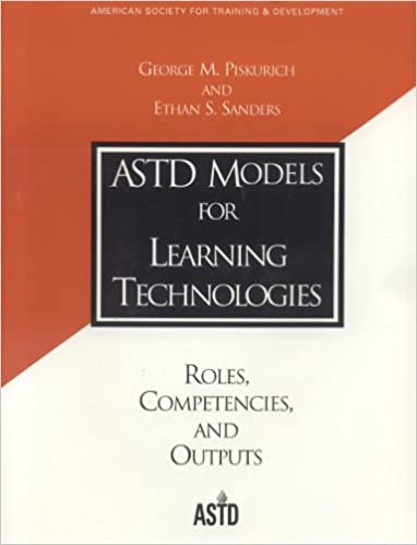 Book ASTD Models for Learning Technologies