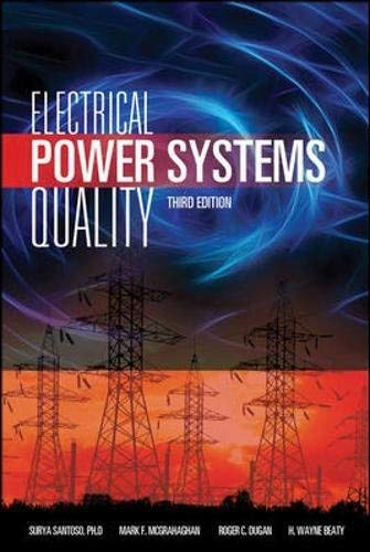 [Electrical Power Systems Quality, Third Edition] [Author: Dugan, Roger C.] [March, 2012]