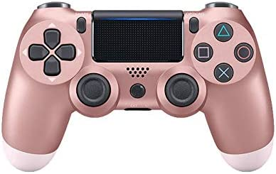 Venture Magic Wireless Bluetooth Controller Compatible with Playstation 4 Controller DualShock - Compatible for PS4 Controller with Inbuilt Rechargeable Battery, Charging Cable, and Speaker