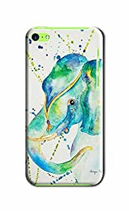 Everything Store DIY Exotic Elephant Phone Shell Hard Case Perfect For Iphone 6 With 5.5