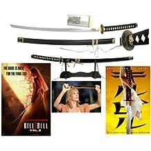 Kill Bill Hattori Hanzo BRIDE Sword - Gold Edition
