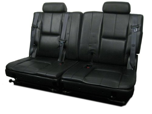 GM OEM Suburban Tahoe 3RD THIRD ROW Leather (3rd Row Leather)