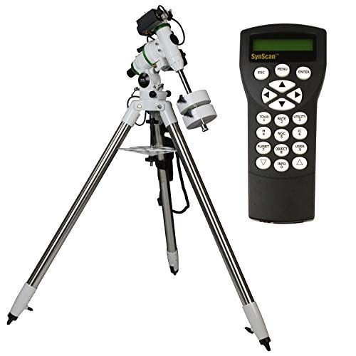 Sky-Watcher EQM-35 – Fully Computerized GoTo German Equatorial Telescope Mount – Belt-driven, Astrophotography ready, Computerized Hand Controller with 42,900+ Celestial Object Database