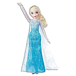 Disney Frozen - Elsa Classic Fashion Doll inc Outfit and Shoes - Kids Toys - Ages 3+