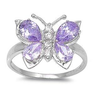 Silver Cz Ring Size  Rc  Jewelry Amazo