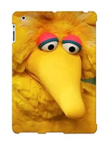 New Style Case Cover NMUgKWC5631AkNKe Big Bird Compatible With Ipad 2/3/4 Protection Case
