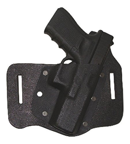 Leather Diamondback (Gold Star Leather/Kydex Shell Outside The Waistband Holster for Diamondback DB380)