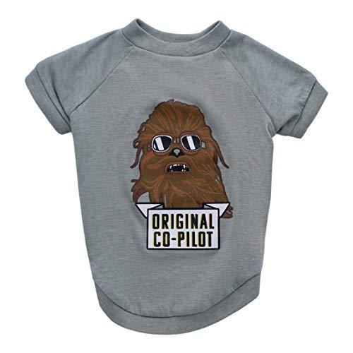 Chewbacca Dog Costume - Star Wars Chewbacca Original Co-Pilot Dog