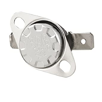 KSD301 40°C Degree Celsius N.O Temperature Switch Thermostat 10A 250V CF