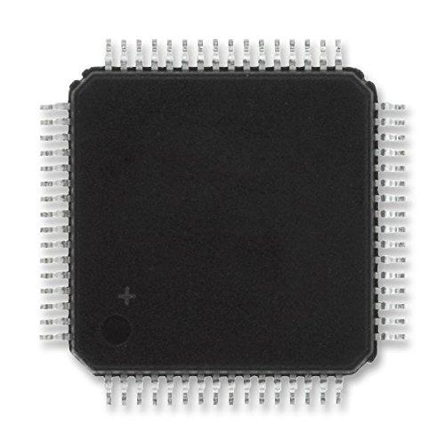 MICROCHIP PIC24FJ256GB406-I/PT PIC/DSPIC Microcontroller, General Purpose, PIC24, 16bit, 32 MHz, 256 KB, 16 KB, 64 Pins