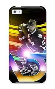DWKYAcq6971UerjB Anti-scratch Case Cover DanRobertse Protective Nazem Kadri Hockey Nhl Case For Iphone 5c