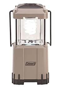 Coleman 8D Square Pack-Away Lantern with Remote Control