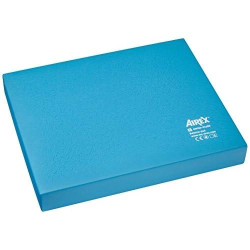 Airex Tapis d'équilibre pour les exercices de coordination Bleu
