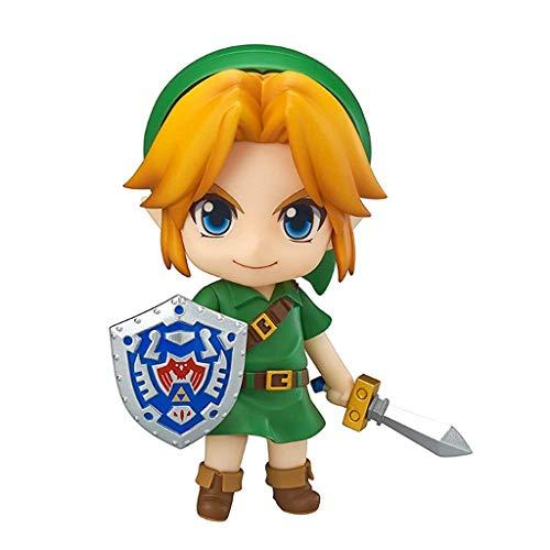 Yang baby The Legend of Zelda: Majora'S Mask 3D Link Nendoroid Action Figura-Figura Modelo...