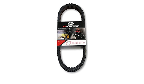 Gates Drive Belt 2011-2015 Can-Am Outlander Max 500 EFI XT G-Force CVT Heavy bx