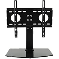 ShopJimmy Universal TV Stand / Base + Wall Mount for 26- 32 Flat-Screen TVs