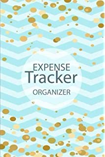 expense tracker organizer keep track or daily record about personal
