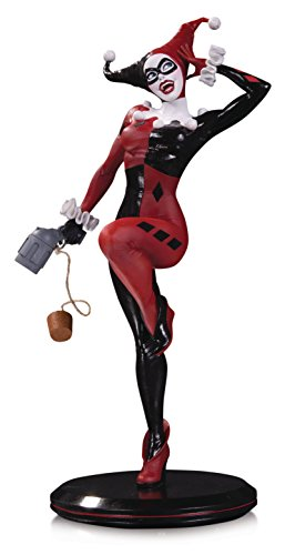 DC Collectibles DC Cover Girls: Harley Quinn by Joelle Jones Statue -