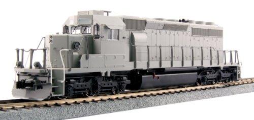 Kato USA Model Train Products EMD SD40 2 Mid Production Model Locomotive (ATSF Body Style) ()