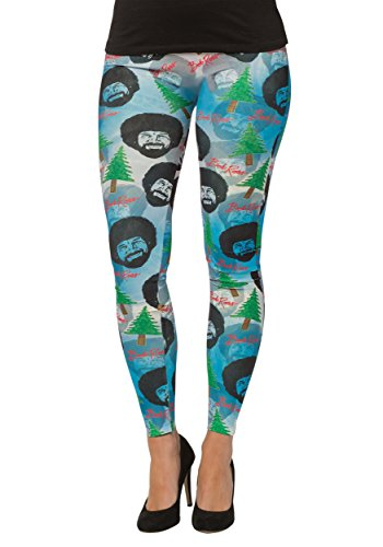 Rasta Imposta Bob Ross Leggings Small-Medium -