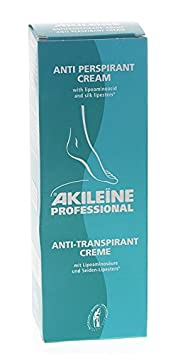Akileine Grün, Deo-Biactif Anti-Transpirant Creme Schwitzen regulieren, Gerüche neutralisieren, 150ml, 150 ml Akileine Grün Gerüche neutralisieren