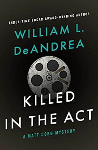 book cover of Killed in the Act