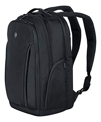 - Victorinox Altmont Professional Essential Laptop Backpack, Black, One Size