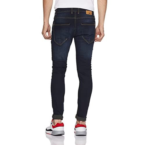 41LLhOn9DiL. SS500  - Amazon Brand - Symbol Men's Skinny Fit Stretchable Jeans