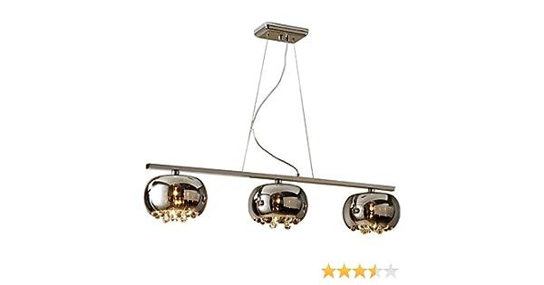 Schuller Lámparas Modernas : Colección Argos Horizontal 3L: Amazon.es: Hogar