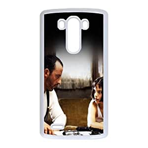 Leon And Mathilda LG G3 Cell Phone Case White DIY TOY xxy002_837112