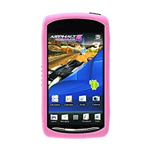 Trident Aegis Protective Case for Sony Ericsson Xperia Play - Retail Packaging - Pink