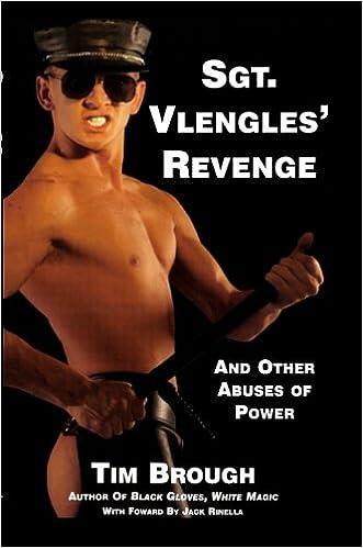 Book Sgt. Vlengles' Revenge: And Other Abuses of Power (Boner Books)