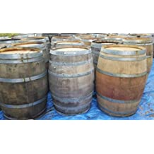 Authentic Used Wine Barrel From California Wine Country - Lowest Price On Amazon