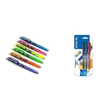 6er Pack Pastellfarben Textmarker Stifte Farbig Sortiert Stifte