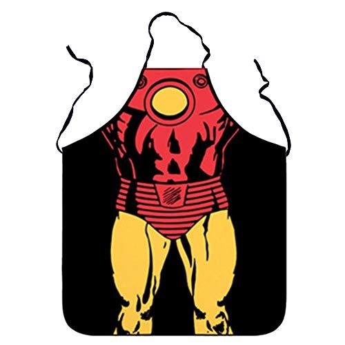 captain america apron for men - 6