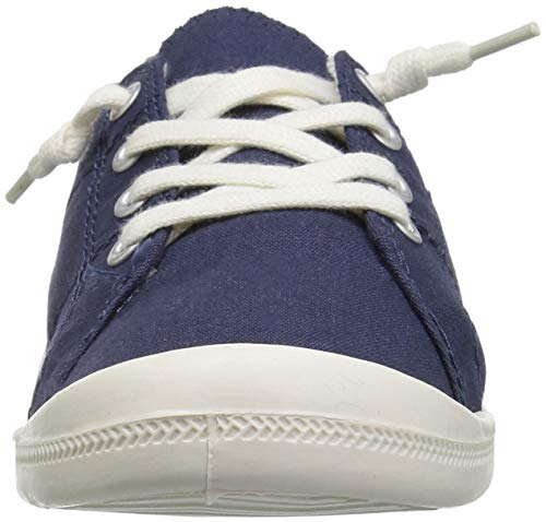 Women's cham madden Black M US Navy BAAILEY Sneaker 6 girl Canvas ppqxnrS
