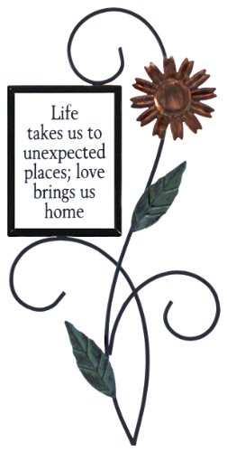 Fetco Home Decor (Fetco Home Décor Halle Wall Art, Life Takes)