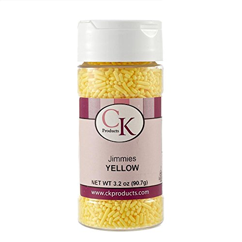 CK Products Jimmies - Yellow 3.2 -