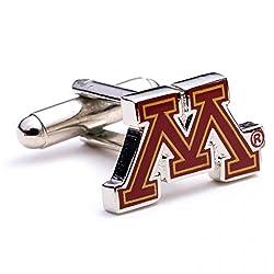 NCAA Minnesota Golden Gophers Cufflinks