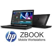 HP ZBook 15 Windows 7 Professional Mobile Business Workstation - Intel Core i7 Quad Core with Nvidia Quadro Graphics, 1920x1080p FULL HD Anti-Glare, 1.5TB Hard Drive, Win 8 Pro Option (32GB DDR3 RAM)