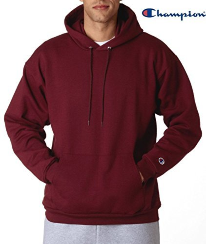 champion-mens-front-pocket-pullover-hoodie-sweatshirt-small-maroon