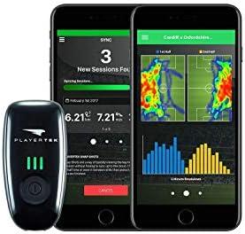 Catapult PlayerTek Fútbol Tracker - GPS Vest y App para Track y Mejorar tu Juego - para iPhone y Android (XXS): Amazon.es: Deportes y aire libre