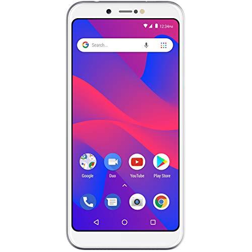 BLU Studio Mega 2018 S910Q 16GB Unlocked GSM Dual-SIM Phone w/Dual 13MP + 2MP Camera - ()