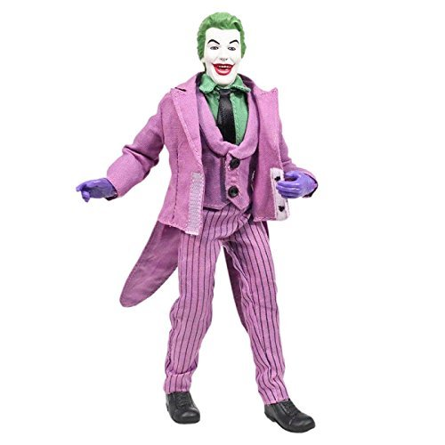 Bathomme Classic 1966 TV Series 1 Action Figure Joker by Figures Toy Company