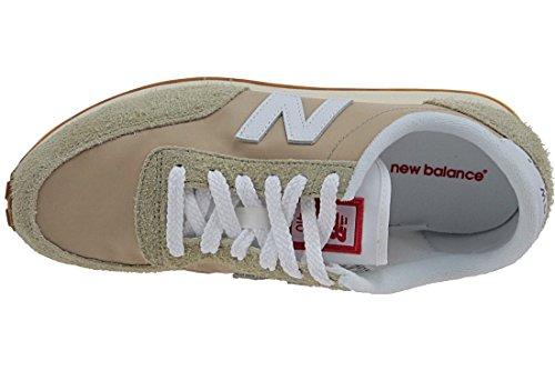 Casa New Beige Estar para Zapatillas de U410 Hombre Balance por rHwxHqvYp